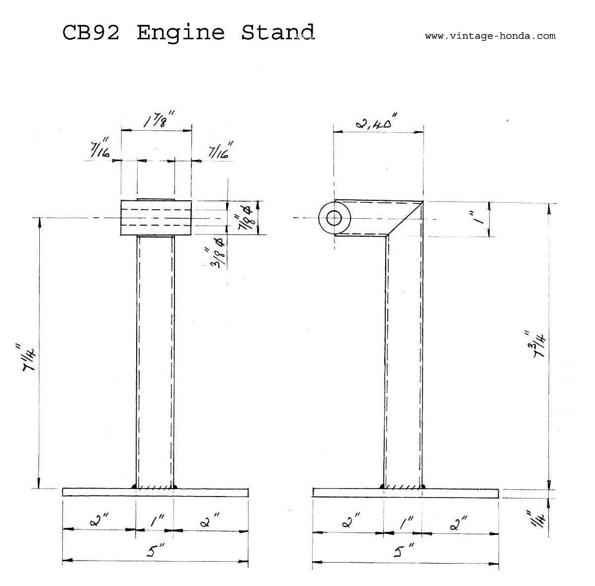 enginestand tools